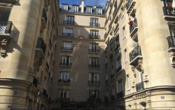 Remplacement fenêtres copropriété Paris