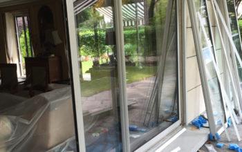 Pose porte-fenêtre Viroflay (92)