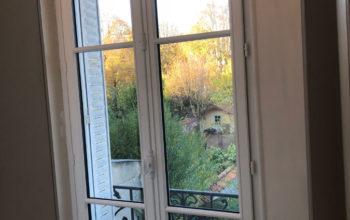 Dépose totale des fenêtres à Versailles (78)