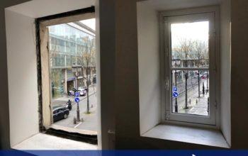 Fenêtres Atulam bois Paris 75001