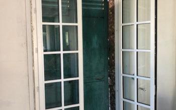 Dépose totale fenêtres en bois Garches 92033