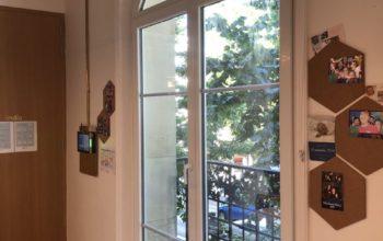Fenêtres cintrées PVC Paris