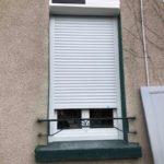 Fenêtre pvc avec volets roulant