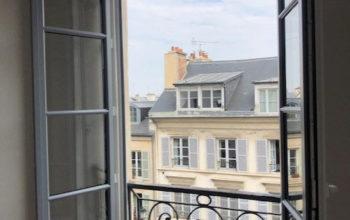 Fenêtre en bois cintré Versailles 78000